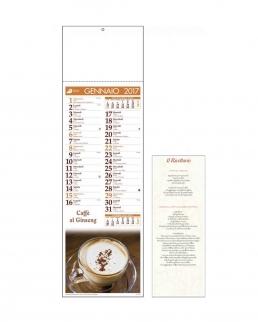 Calendario Silhouette Caffè